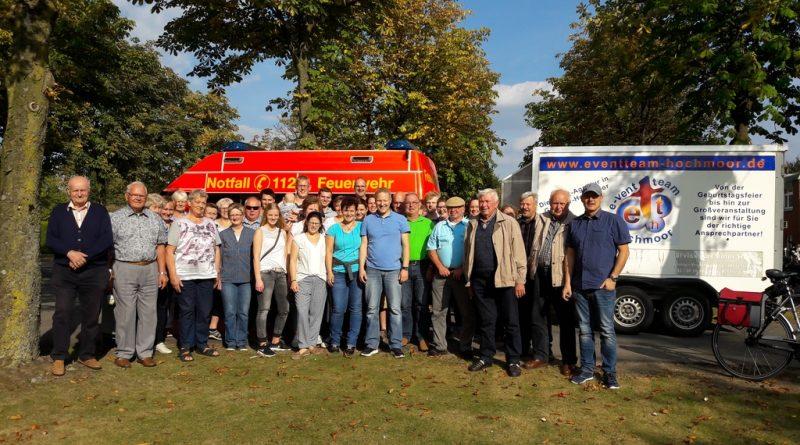 24.09.2016: Pättkesfahrt des Löschzuges Hochmoor