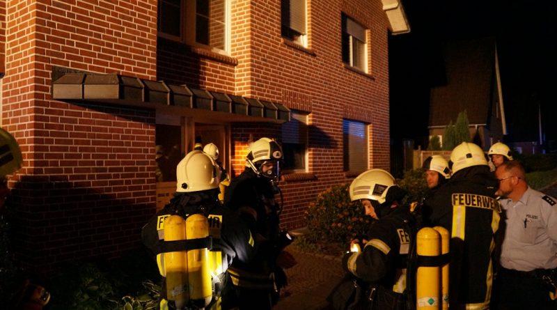 10.06.2017: Rauchmelder und aufmerksame Nachbarn verhindern Schlimmeres
