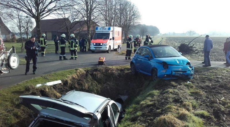 Verkehrsunfall Archive - Feuerwehr Gescher