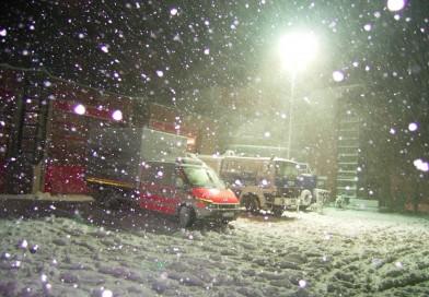 25.11.2020: Schneechaos vor 15 Jahren