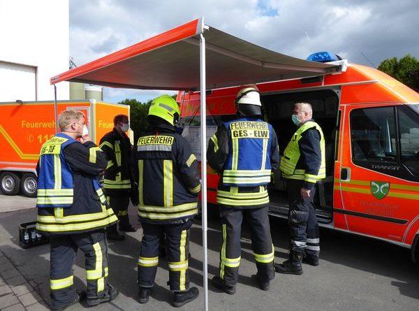 25.+26.05.2020 – Schwelbrand in Futtersilo