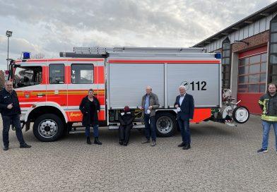 26.02.2020: Feuerwehr erhält Übungspuppe
