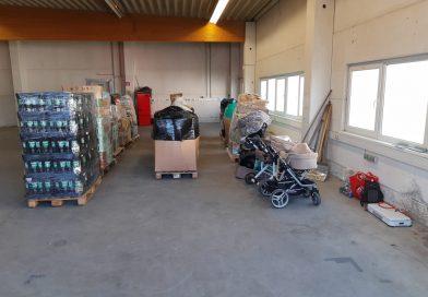 25.07.2021: Weitere Sachspenden an die Gemeinde Swisttal übergeben, Hilfe in Schweinheim